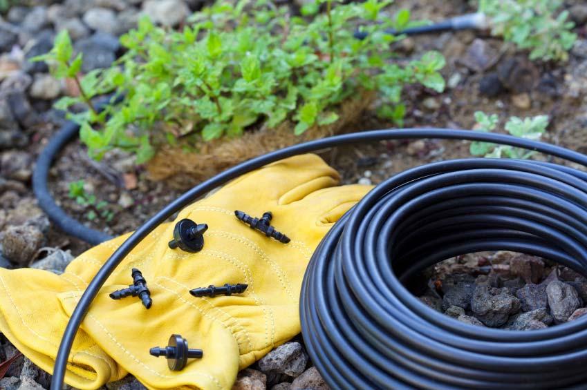 Irrigazione a goccia gaiotto impianti for Sistemi di irrigazione