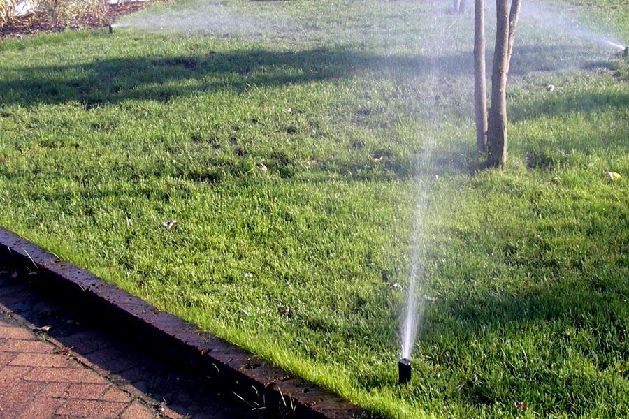 Irrigazione giardini e parchi  Gaiotto Impianti