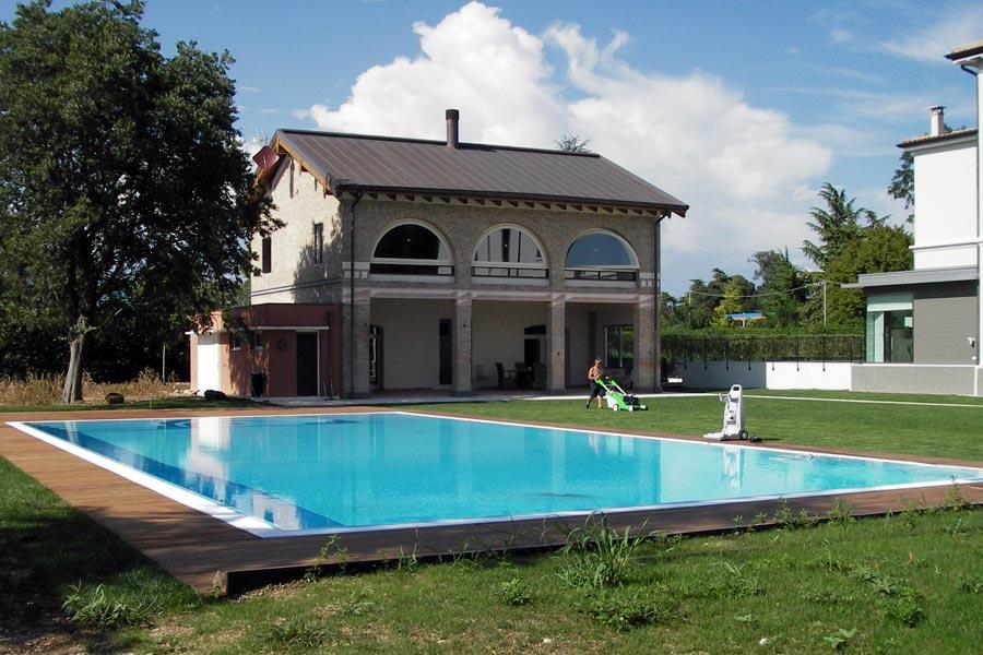 Coperture per gazebo in legno idee di architettura d for Bellagio gazebo club piscine