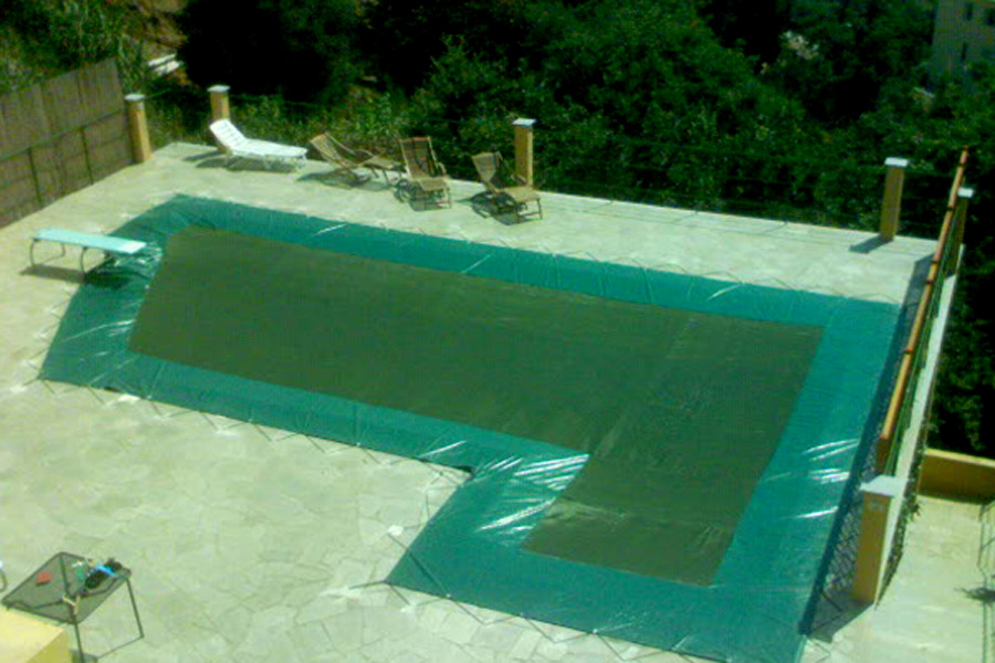 Coperture for Teli per piscine interrate