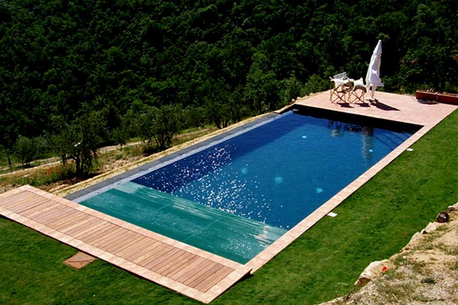 Coperture for Quanto costa un giro in piscina per costruire