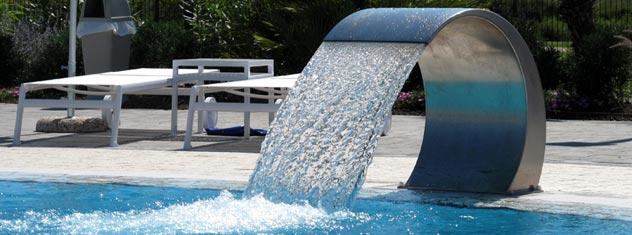 Giochi d 39 acqua - Accessori per piscine interrate ...