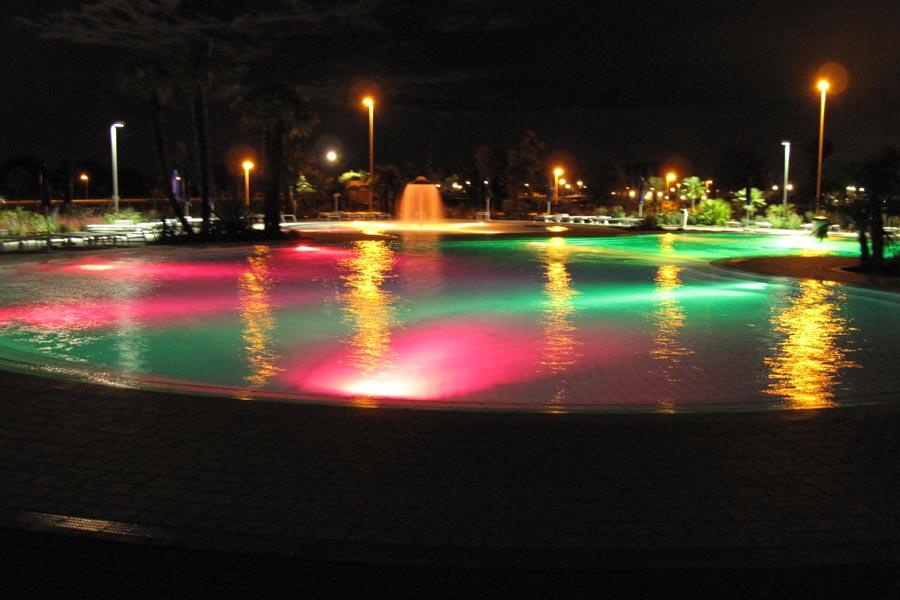 Illuminazione per piscina faretti piscine u c accessori per piscine