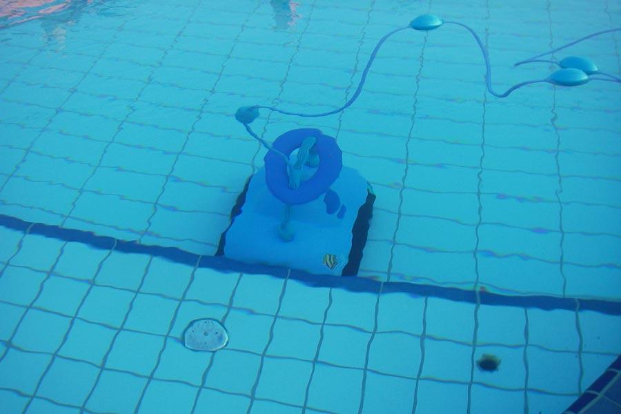 Robot pulitori