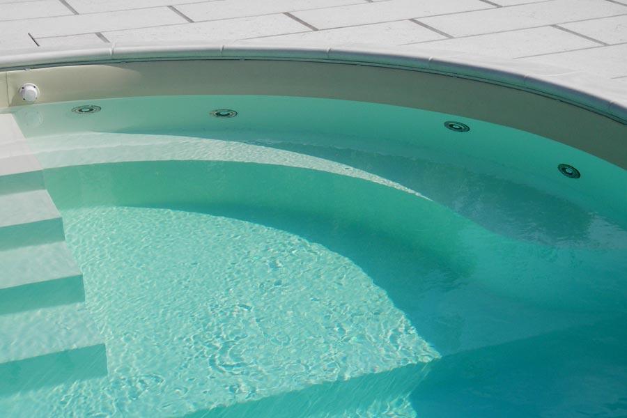 Giochi d 39 acqua for Sedute per piscine