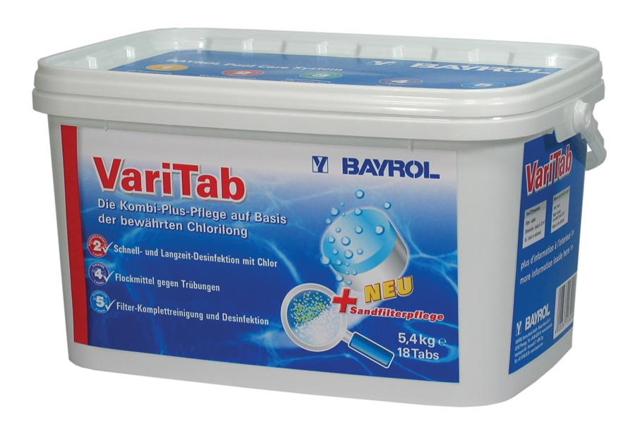 Prodotti manutenzione - Ossigeno attivo per piscine ...