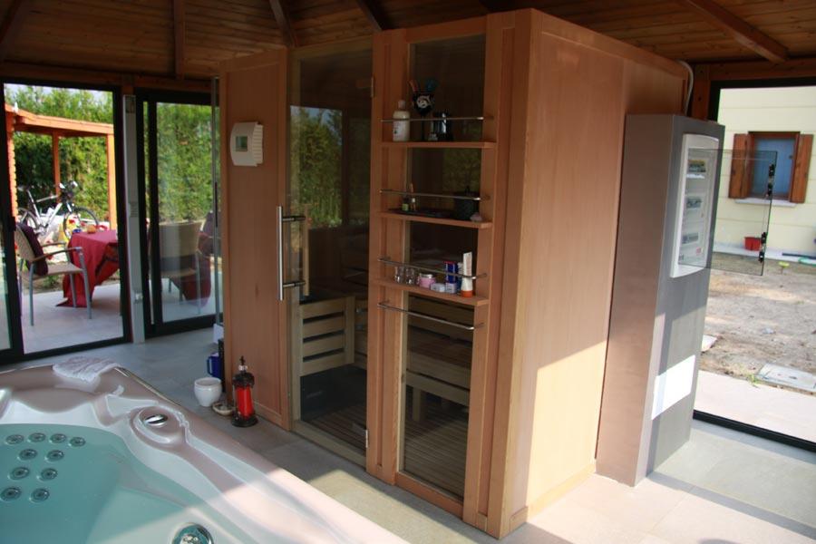 Quanto costa una sauna good sauna with quanto costa una - Quanto costa una finestra ...