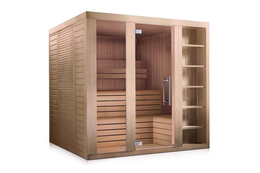 Costo sauna per casa top immagine grande prodotto with costo sauna per casa best sauna a raggi - Prezzi saune da casa ...